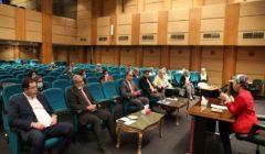 وزيرة البيئة تترأس اجتماع اللجنة الفنية للحد من استخدام البلاستيك القابل للتحلل