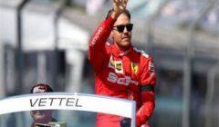 رئيس مرسيدس: رحيل فيتيل عن فيراري ينهي حقبة في تاريخ فورمولا-1