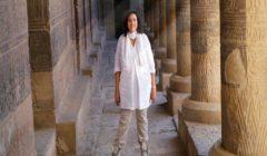 كيف استطاعت عالمة آثار مصرية استخدام أدوات Google لتوثيق تراث مصر؟