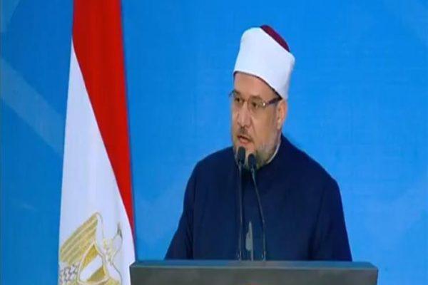 وزير الأوقاف يجدد للشحات الجندي رئيسًا للجامعة المصرية للثقافة الإسلامية بكازاخستان