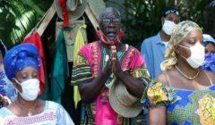 سحرة الفودو في هايتي يحضرون معابدعم لاستقبال مصابي كورونا
