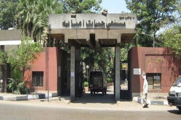 وفاة طبيب بحميات إمبابة متأثرا بإصابته بكورونا