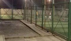 """""""مباراة وقت الحظر"""".. غلق وتشميع ملعب كرة قدم في الكونيسة"""