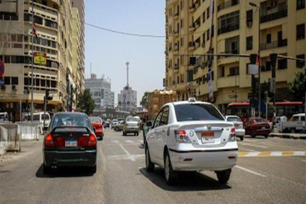 انتظام حركة السيارات ثاني أيام عيد الفطر بمحاور وميادين القاهرة والجيزة