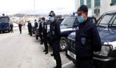 الشرطة الجزائرية تكشف حقيقة إصابة 17 ألف من أفرادها بكورونا