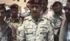 نجاة وزير الدفاع اليمني من هجوم صاروخي شرقي البلاد
