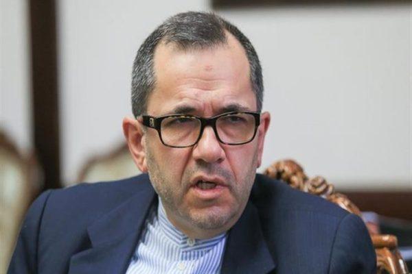 إيران: إنهاء أمريكا للاعفاءات ضربة لقرار مجلس الامن 2231