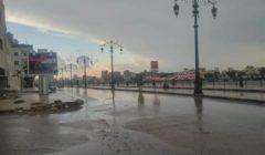 """""""التنبؤ بالفيضان"""" يكشف إحتمالية سقوط أمطار على مصر (خرائط)"""