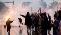 فرض حظر تجوال مسائي بمدينة مينيابوليس بعد فوضى المظاهرات