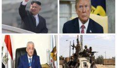 حدث ليلاً| تفاصيل ثأر الداخلية لشهداء بئر العبد أول ظهور لزعيم كوريا الشمالية
