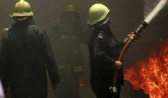حريق البحر الأعظم.. الدفع بـ12 سيارة إطفاء و5 سيارات إسعاف