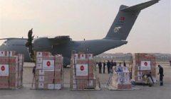 تونس تسمح بهبوط طائرة تركية محملة بمساعدات الى ليبيا