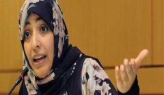 أرفض #توكل_كرمان: غضب من تعيين الإخوانية اليمنية للإشراف على محتوى فيسبوك