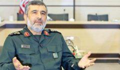 الحرس الثوري ينفي مقتل قائد القوات الجوية بغارة إسرائيلية