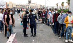 تسيير رحلتين لإجلاء السيدات والأطفال وكبار السن من المصريين العالقين بالكويت
