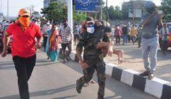 مصرع 5 أشخاص وإصابة المئات في تسرب غاز داخل مصنع بالهند   فيديو وصور