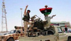 الجيش الليبي يشن سلسلة غارات على مواقع لمليشيات الوفاق بمصراته