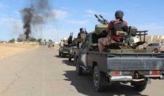 """عملية """"طيور الأبابيل"""".. الجيش الليبي يستهدف مواقع ميليشيات أنقرة ويسقط طائرة مسيرة تركية"""