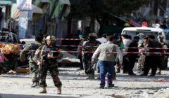 قتلى وجرحى بتفجير انتحاري خلال جنازة في شرق أفغانستان