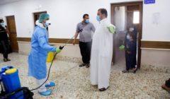 إصابة 4 أسر بفيروس كورونا بعد إفطار جماعي بالسعودية