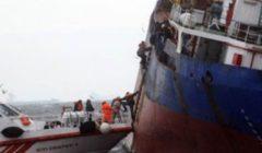 وسائل إعلام: السفينة الإيرانية تحطمت في حادث بمضيق سنغافورة