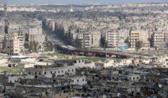 سماع دوي انفجار قوي في مدينة حلب السورية