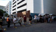 لا إصابات جديدة بفيروس كورونا في تايلاند لليوم الثاني على التوالي