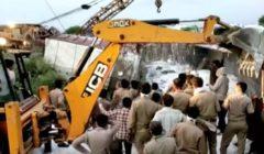 مقتل 24 شخصًا في حادث تصادم مروع بالهند| فيديو