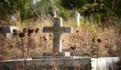 احتراق مقبرة للمسيحيين في طهران | فيديو