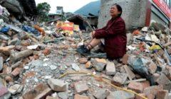 مصرع 73 شخصًا وإصابة 600 آخرين في زلزال قوي بالصين