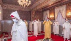 وسط تدابير احترازية.. ملك المغرب وولي العهد يحييان ليلة القدر