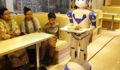 «روبوت جارسون» فى هولندا للحد من انتشار «كورونا»