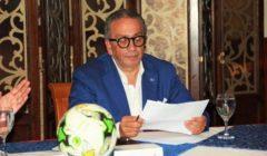 """اتحاد الكرة المصري يقيم حفل إفطار لـ """"الكاف"""" بسبب عودة الدوري"""