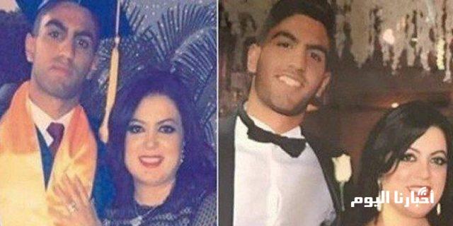 ظهور زوجة احمد ابو هشيمة الاولى وام أبنائه - شاهد بالصور