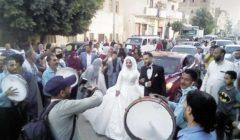 «كورونا» ترفع أسعار مصورى «الفوتوسيشن» وفرق الزفة فى المنيا