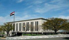 سفارة مصر بواشنطن: لن يدخر دبلوماسيو مصر أي جهد للدفاع عن حقوقنا المائية