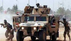 العراق: مقتل وإصابة 12 عسكريا ومدنيا في هجوم لداعش على قرية بديالي