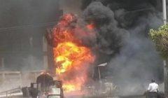 مقتل مالايقل عن 4 أشخاص في انفجار قنبلة في مسجد بالعاصمة الأفغانية