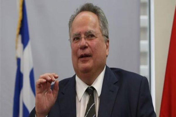 وزير خارجية اليونان يبحث في تونس التطورات في ليبيا والشرق الأوسط
