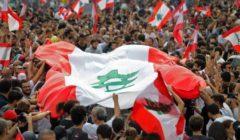 مواجهات بين متظاهرين لبنانيين وقوى الأمن وسط بيروت
