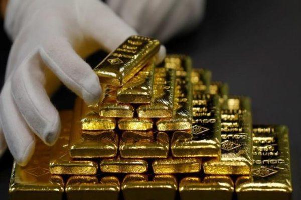أسعار الذهب تتراجع عالميا مع صعود الأسهم وتفاؤل التعافي الاقتصادي