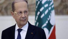 الرئيس اللبناني: احتجاجات أمس بدت منظمة في إطار استهداف الحكومة