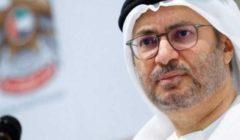 قرقاش: الدعم العربي لكلمة السيسي بشأن ليبيا دليل على رفض استباحة حدوده
