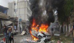 قتلى وجرحى في انفجار سيارة مفخخة بحلب السورية