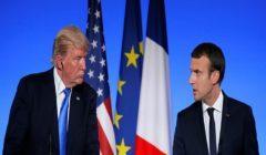البيت الأبيض: ترامب وماكرون اتفقا على أهمية وقف إطلاق النار في ليبيا
