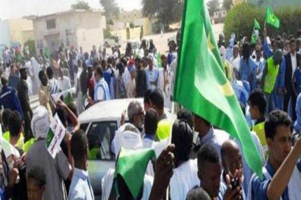 نشطاء في موريتانيا يحتجون ضد قانون محاربة التلاعب بالمعلومات
