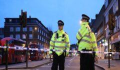 سيارة مشبوهة تصدم شخصين وسط لندن واعتقال مشتبه فيه