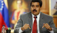 مادورو يأمر مبعوث الاتحاد الأوروبي لدى فنزويلا بمغادرة البلاد