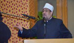 بعد غياب 90 يوما.. وزير الأوقاف يعود لخطبة الجمعة من مسجد محمد علي بالقلعة