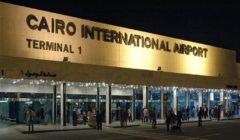 176 هنديا يغادرون القاهرة على متن رحلة استثنائية